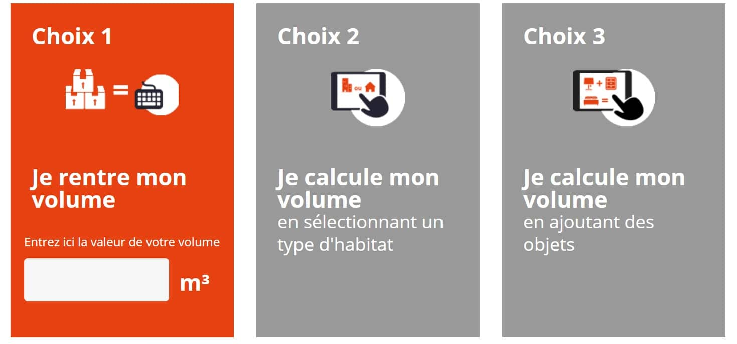 Comment Calculer Le Volume D'un Déménagement ?