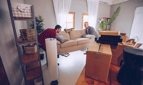 Calculez Le Volume De Déménagement Pour Votre Appartement T3